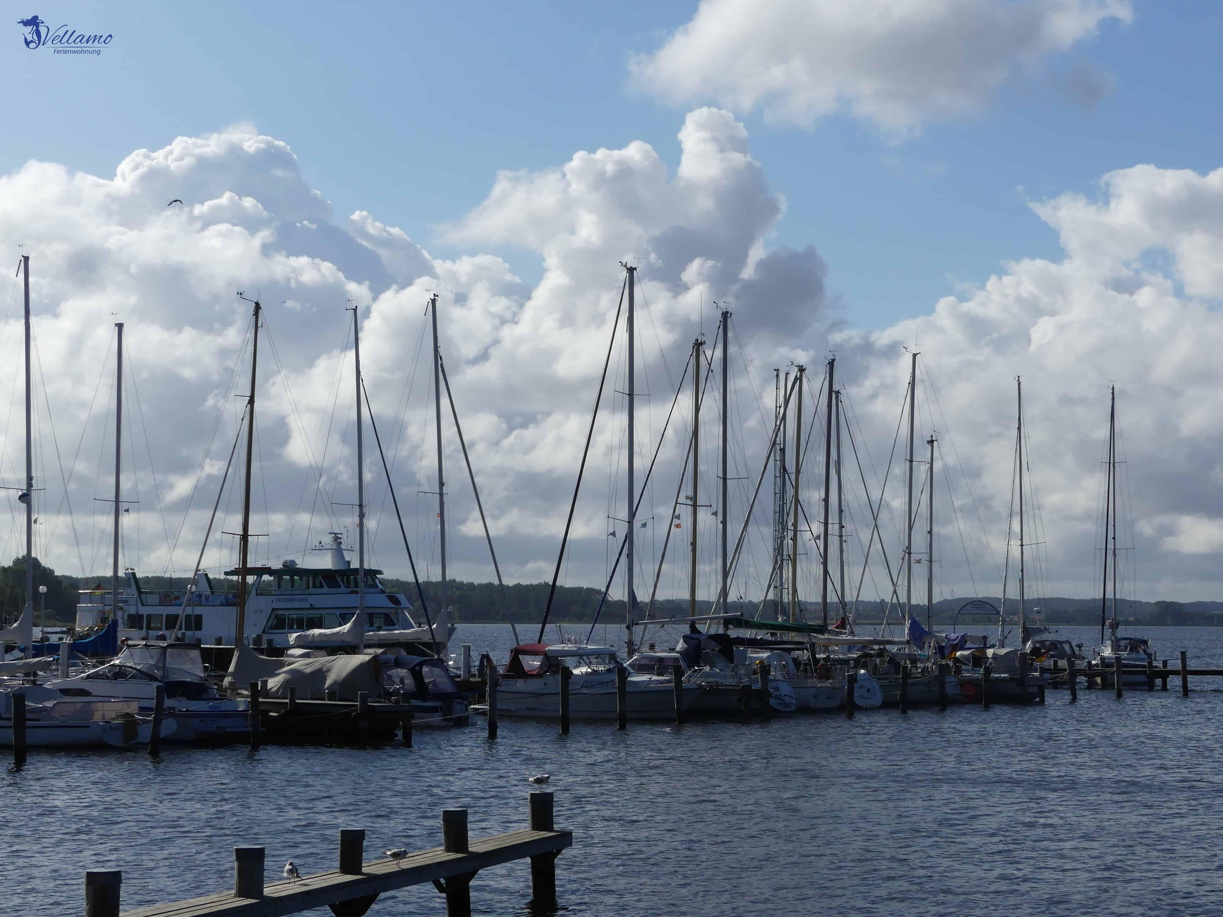 Impressionen Ostseebad Rerik - Hafen Rerik