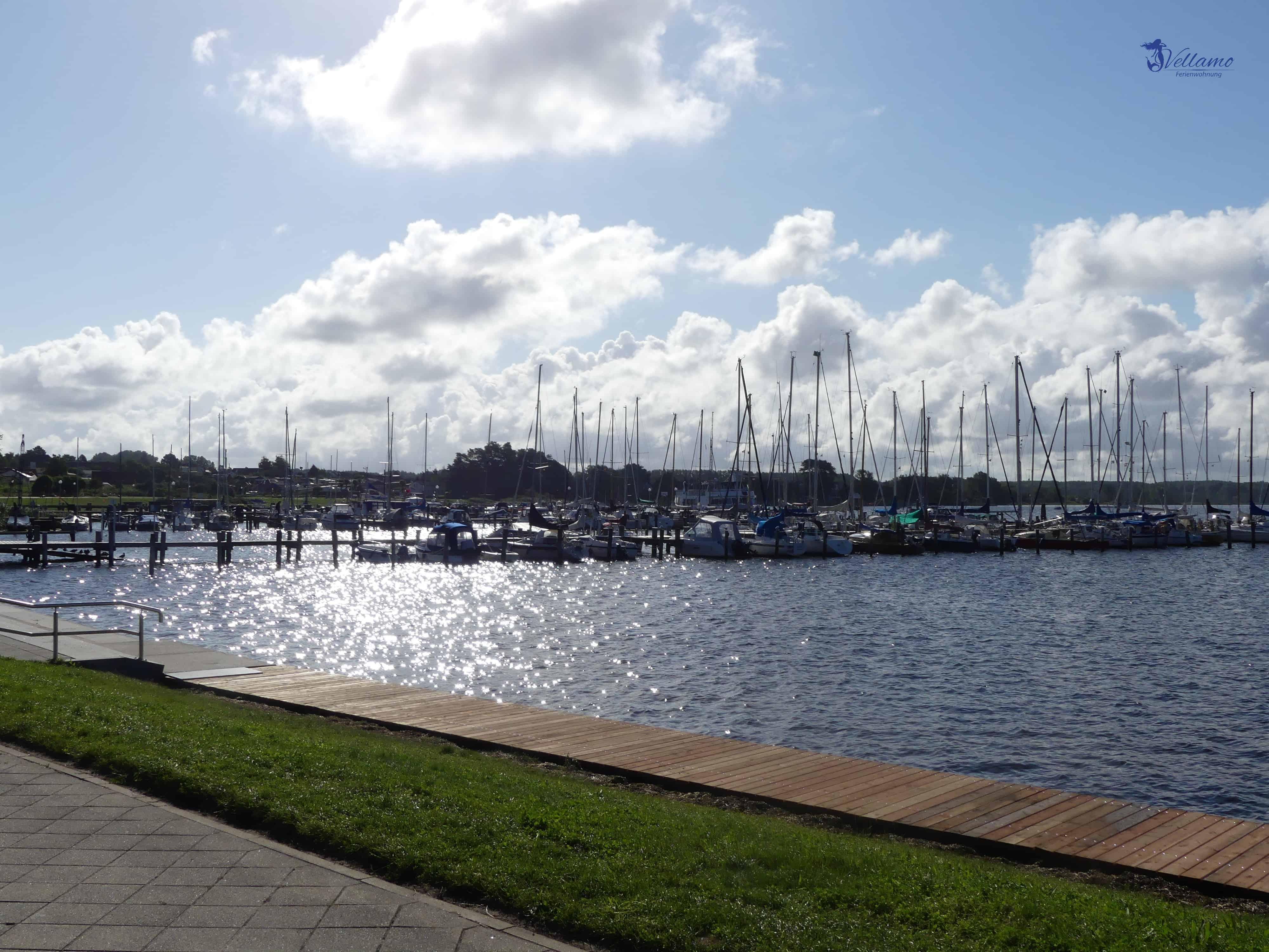 Impressionen Ostseebad Rerik - Hafen im Salzhaff