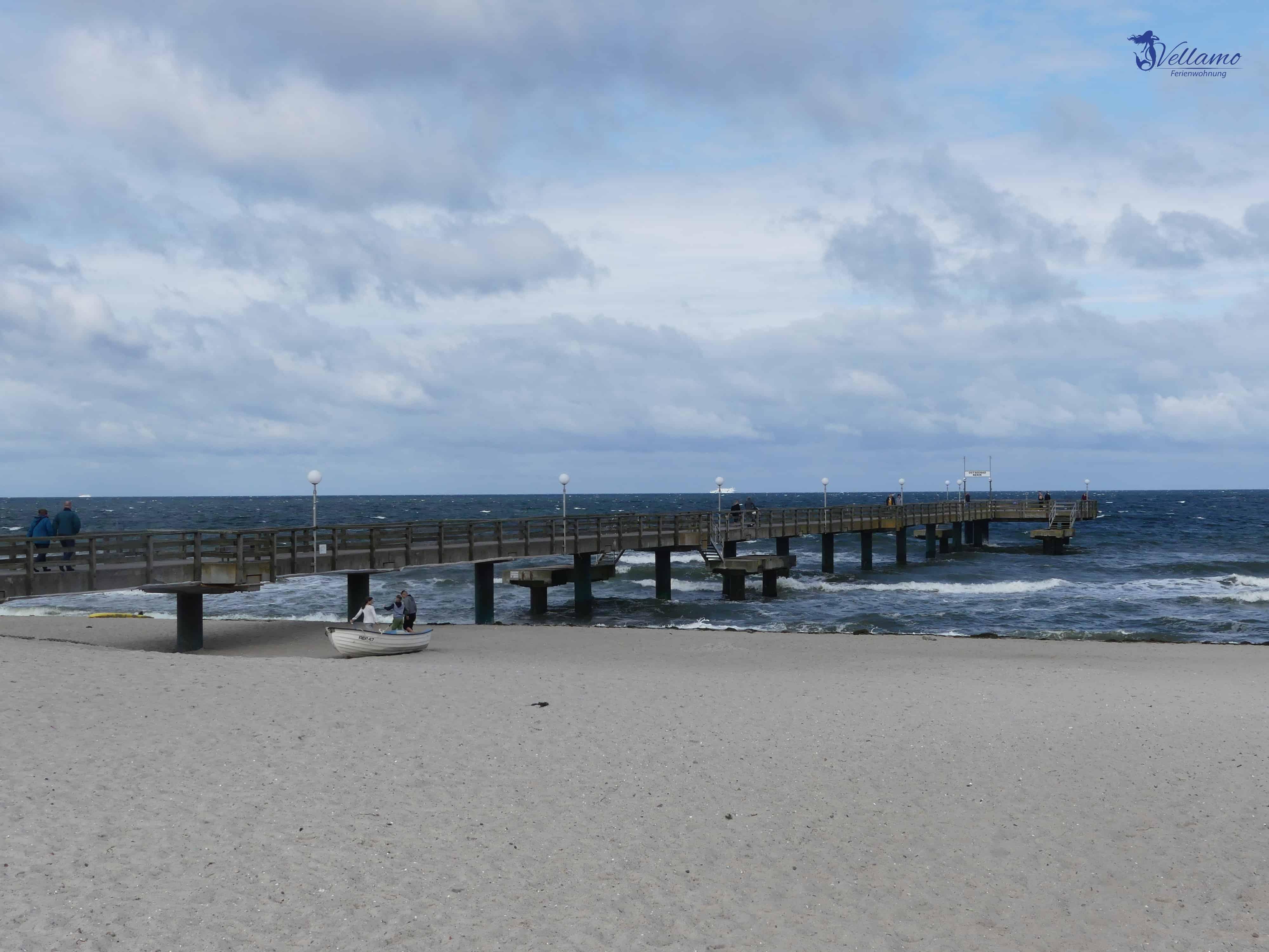 Impressionen Ostseebad Rerik - Seebrücke Rerik