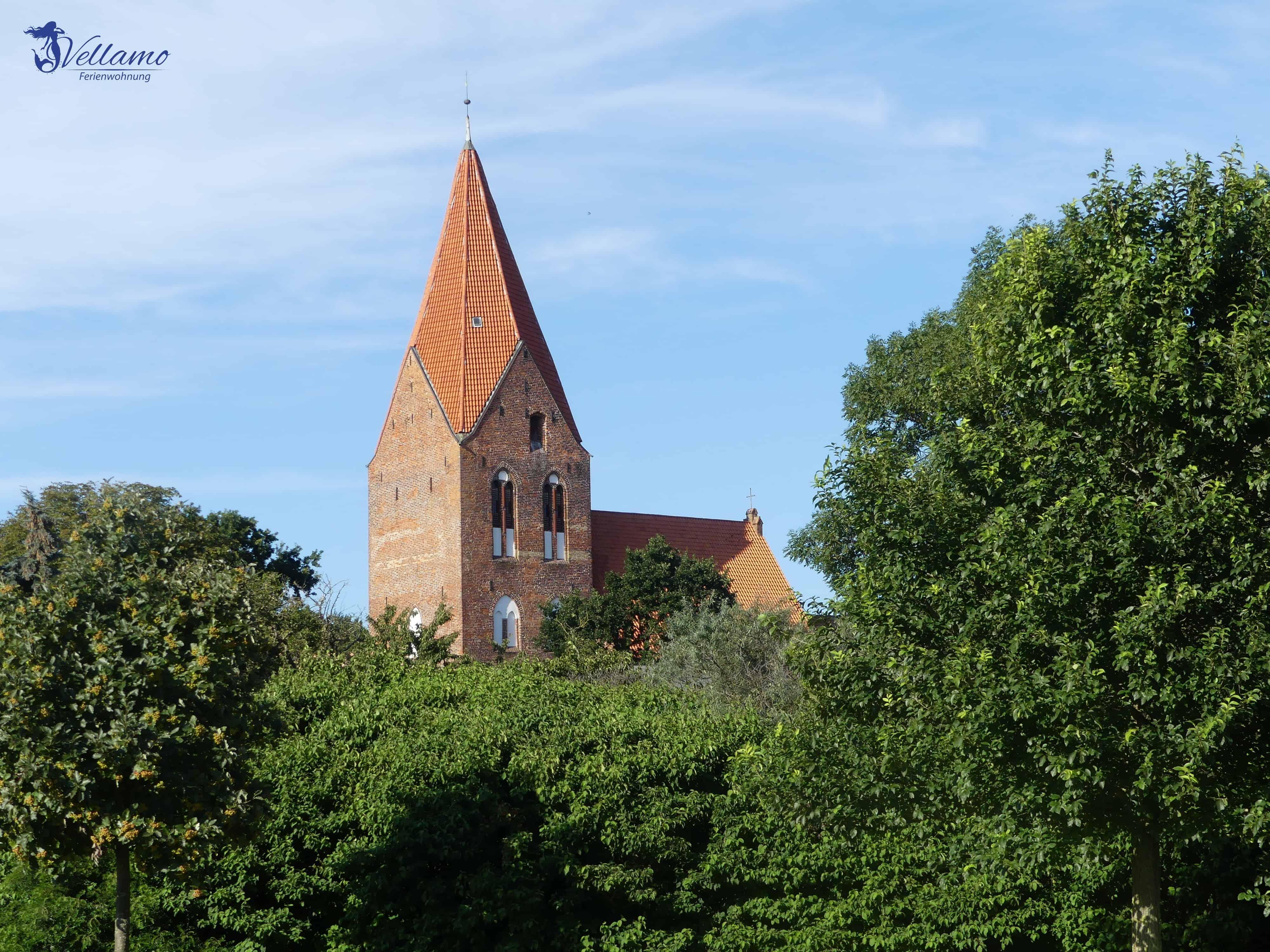 Impressionen Ostseebad Rerik - St-Johannes-Kirche in Rerik