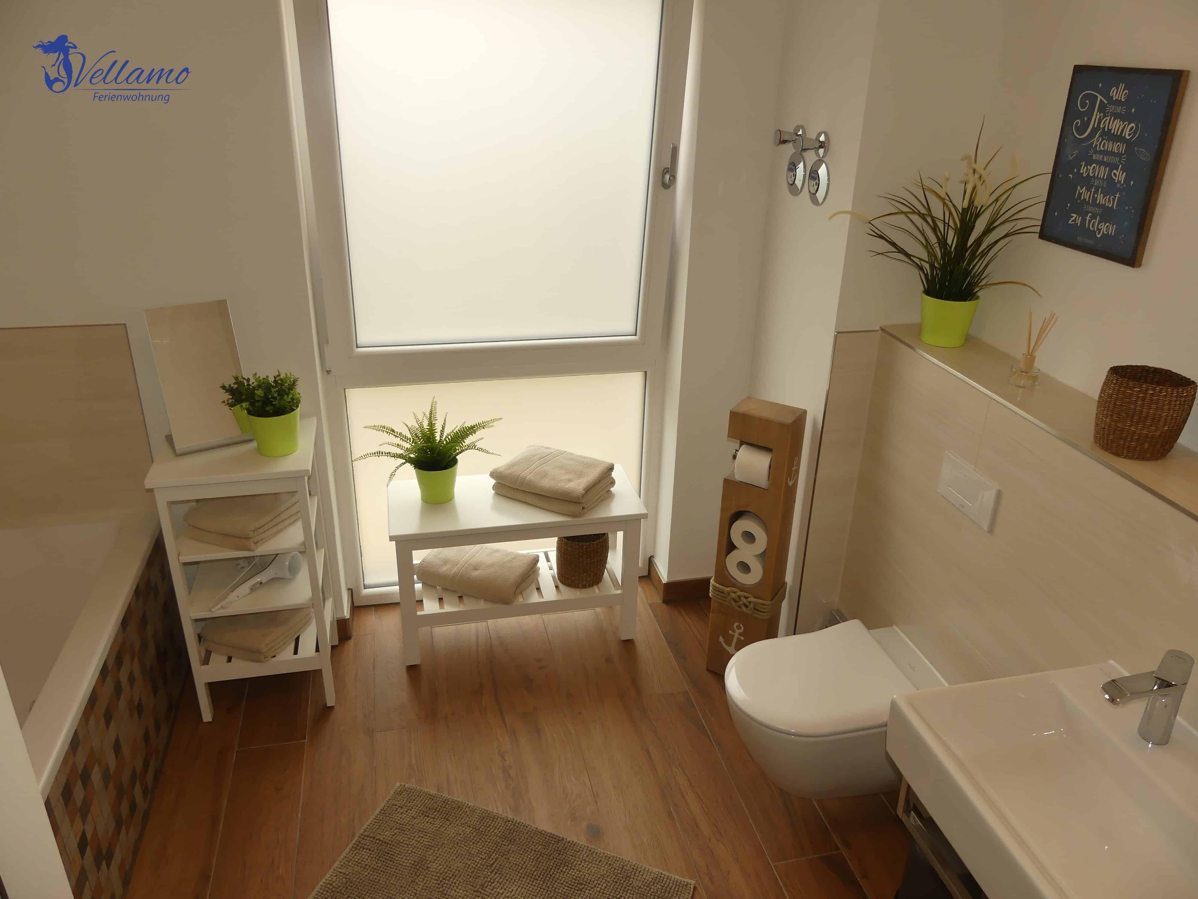 Ferienwohnung Vellamo - Wellnesszentrum