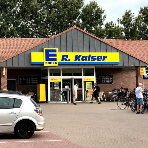 Restaurants, Geschäfte und mehr - Edeka Kaiser Rerik