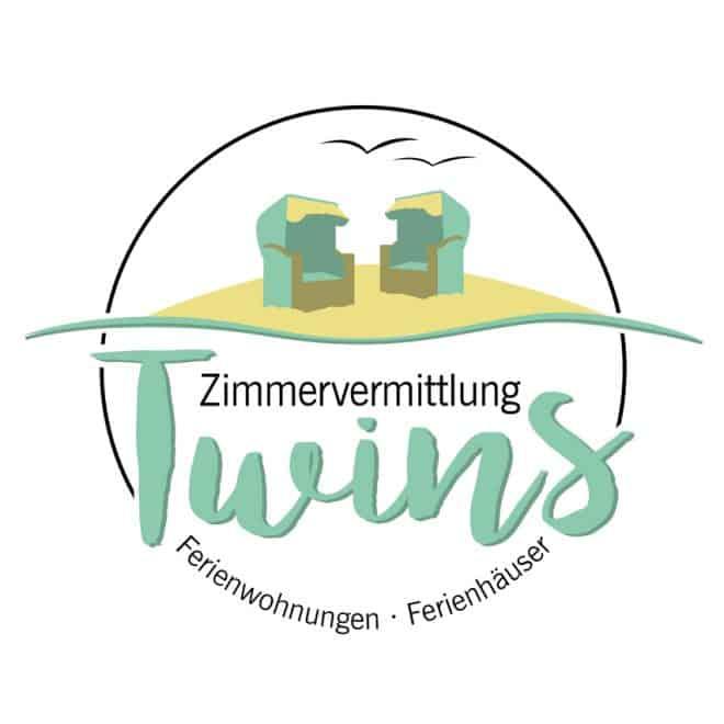 Logo der Zimmervermittlung Twins im Ostseebad Rerik